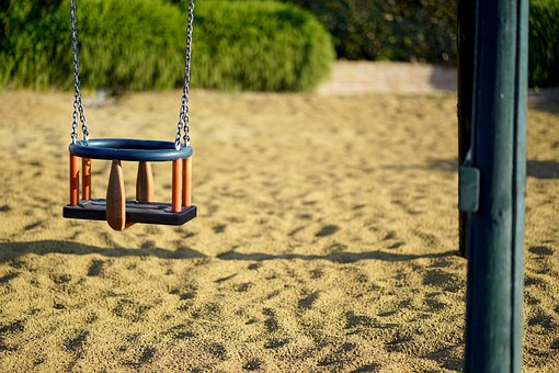 Swing, Children'S Playground, Playground