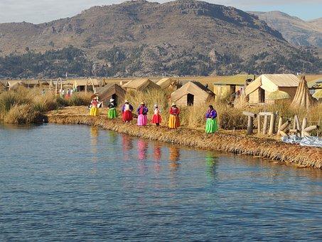 Lago, Natureza, Ilha, Indígenas