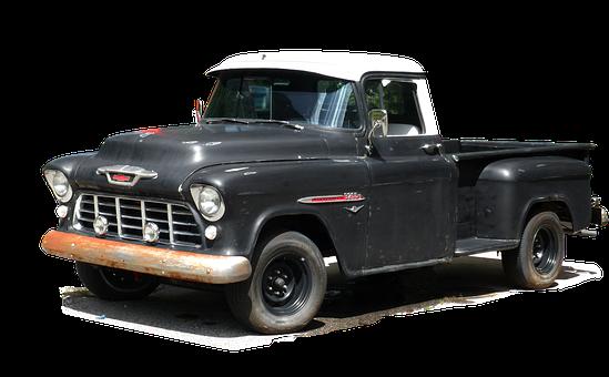 Truck, Pickup, Vehicle, Vintage