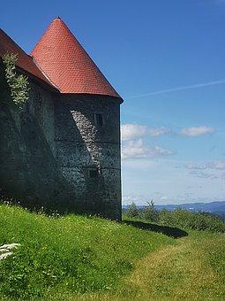 Burg, Festung, Gebäude, Architektur