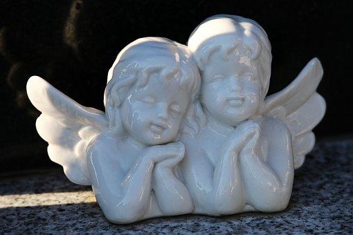 Engel, Flügel, Abbildung