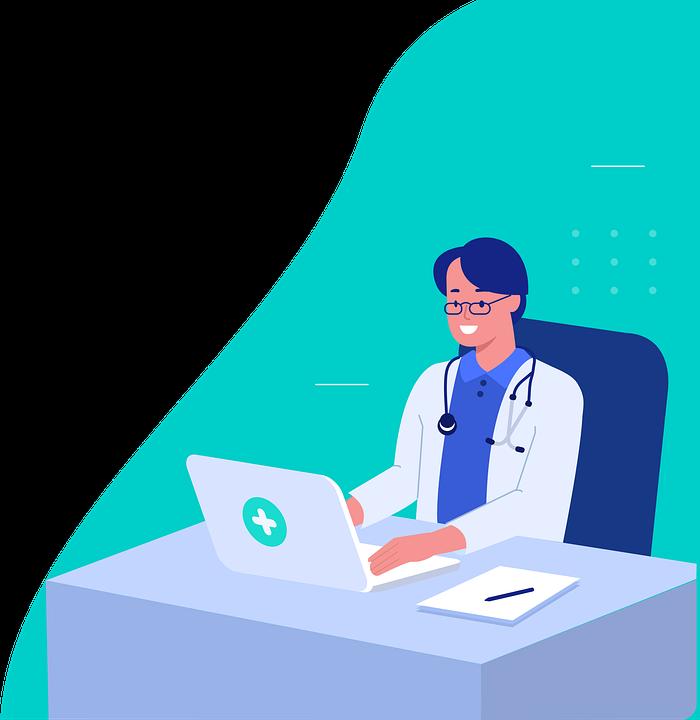 Запишитесь к участковому терапевту онлайн