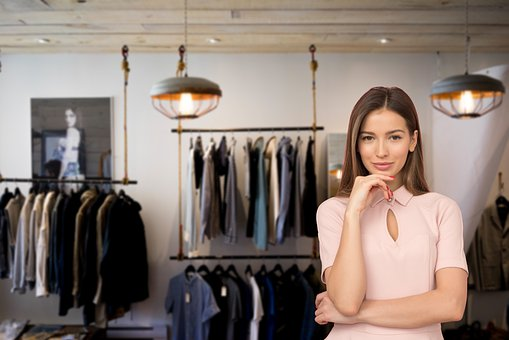 Woman, Entrepreneur, Owner, Business