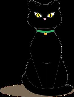 100 Free Black Cat Cat Vectors Pixabay