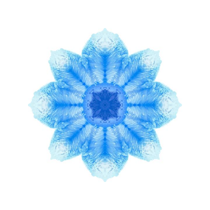 Flocon De Neige Dessin Image Gratuite Sur Pixabay