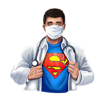 200+ Free Covid Doctor & Doctor Illustrations - Pixabay