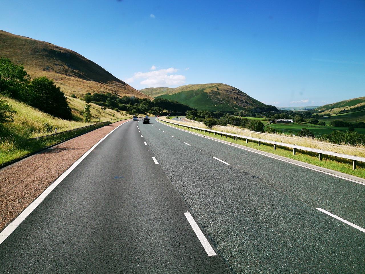 Highway Road Freeway - Free photo on Pixabay