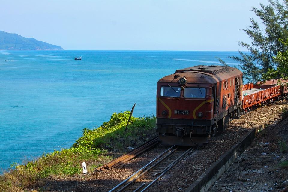 Tren Ferrocarril Pista - Foto gratis en Pixabay