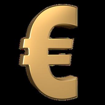 Euro, Financiering, Business, Rijkdom