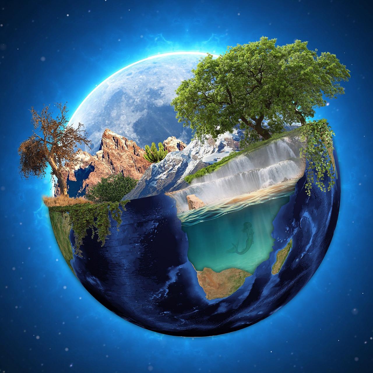 Earth Sky Space - Free photo on Pixabay