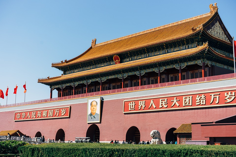 Forbidden City, Beijing, China, Chinese Architecture