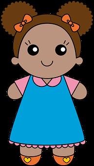 100 Gambar Boneka Kartun Boneka Gratis Pixabay