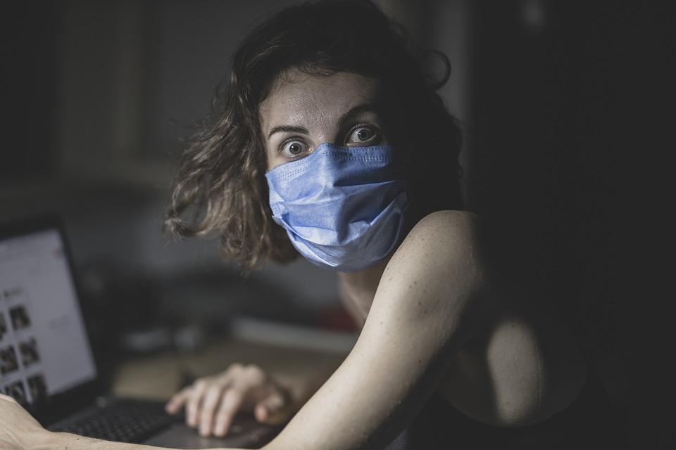 Coronavirus, Máscara, Cuarentena, Virus, Covid-19