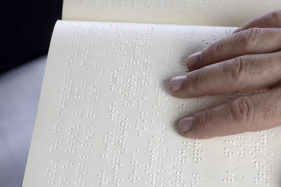 Braille, Los Dedos, Leer, Libro Braille, Manos, Teclas