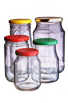 空, 瓶, ガラス, キャニスター, ガラスキャニスター, コンテナー
