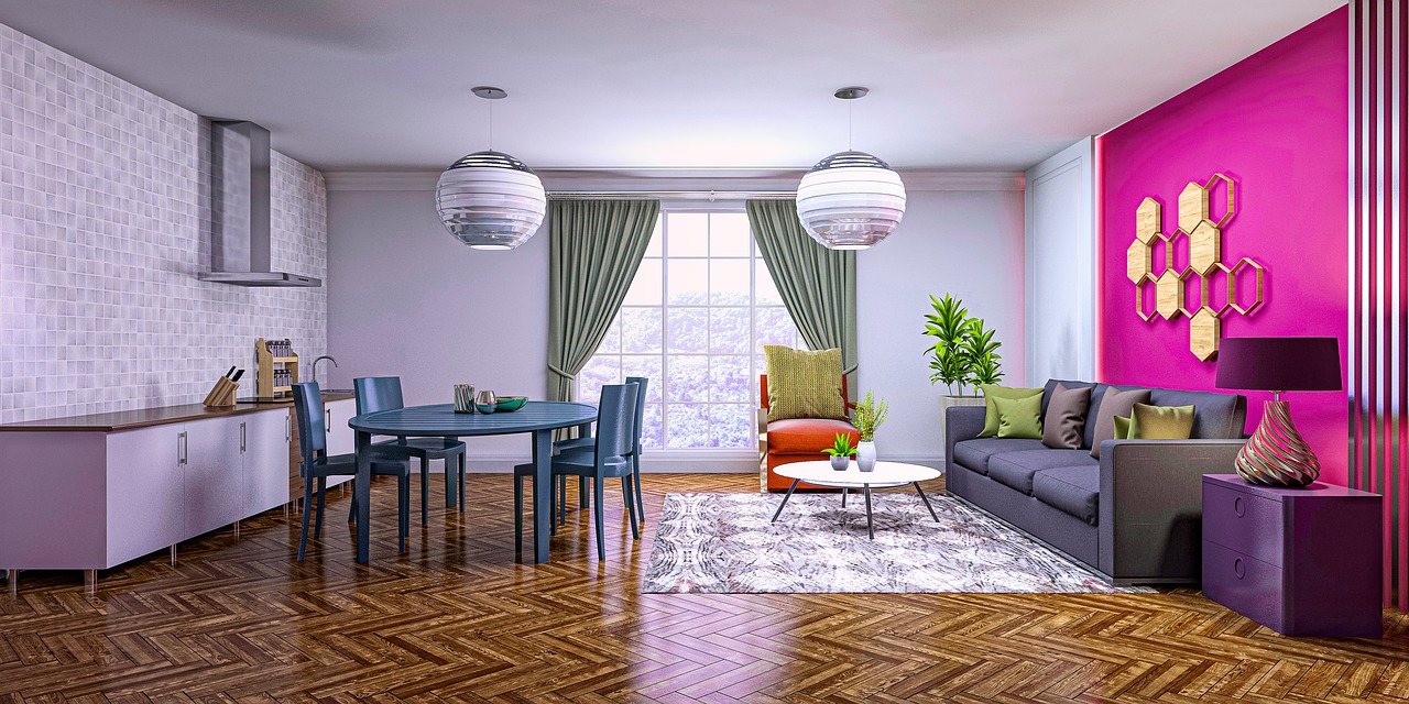 Living Room Decor Interior - Free image on Pixabay