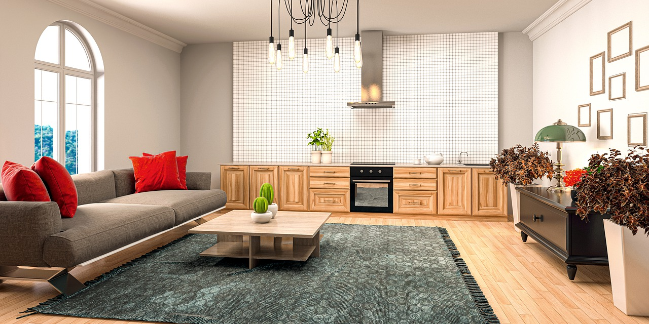 Living Room Decor Interior - Free image on Pixabay
