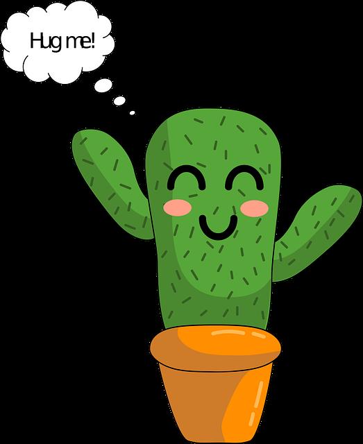 Kaktus Paku Flora Gambar Vektor Gratis Di Pixabay