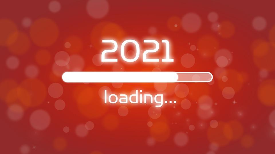Loading Bar 2021 New Year S Eve Free Image On Pixabay