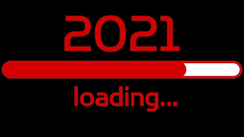 2021年 目標