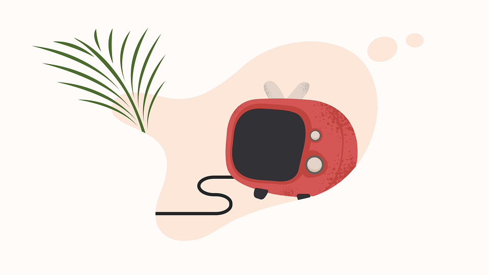 Television Graphic Tv Free Vector Graphic On Pixabay