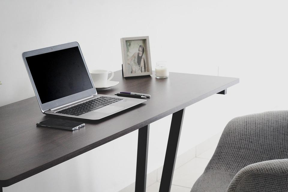 Lugar De Trabajo, Espacio De Trabajo, Oficina En Casa