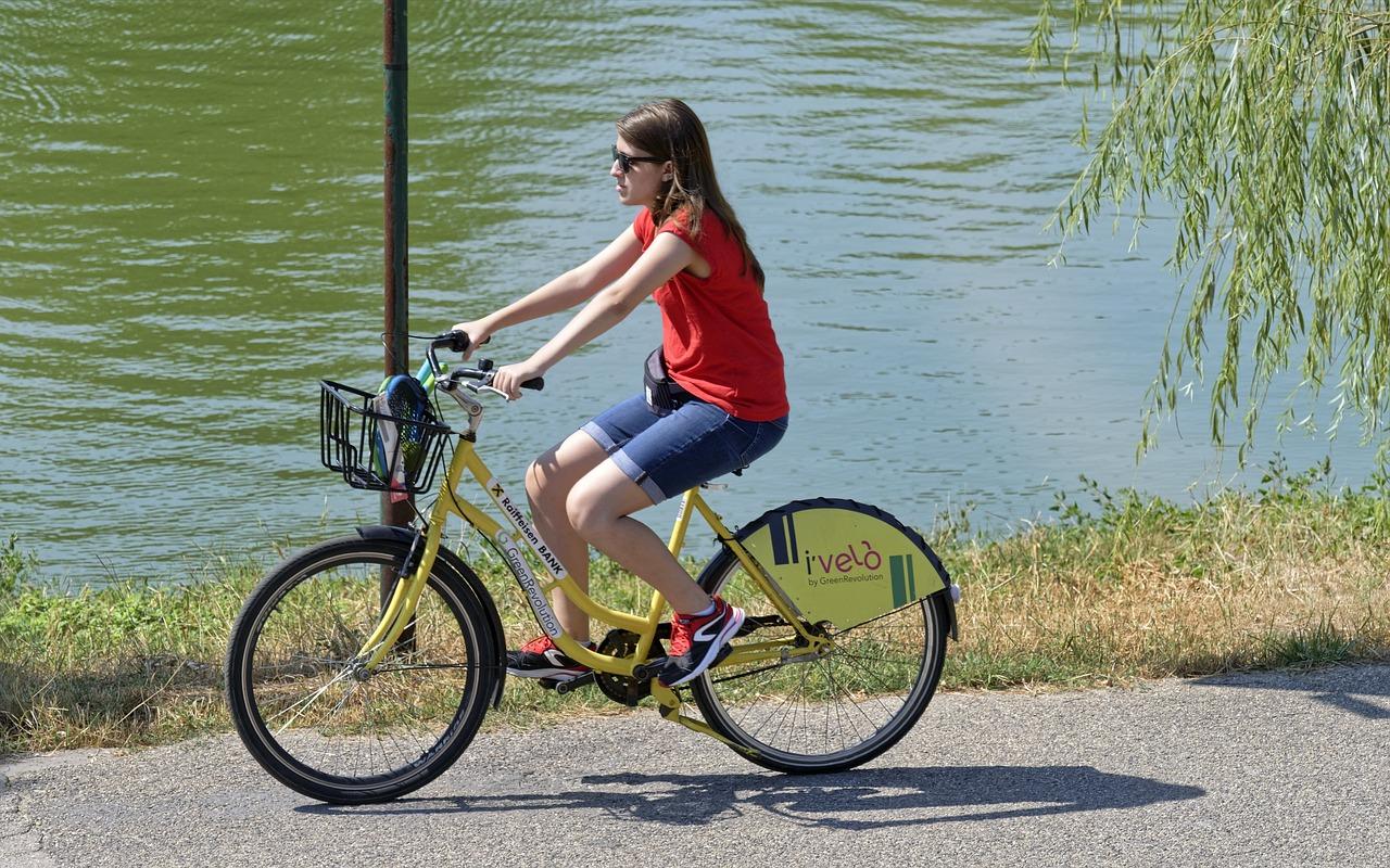Girl Young Woman Cycling Bike - Free photo on Pixabay