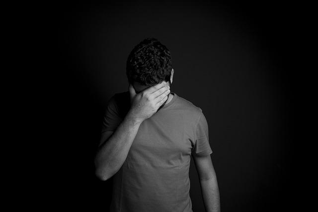 Sadness, Depression, Man, Loneliness, Alone, Missery