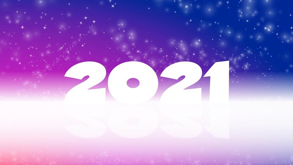 Silvestr 2021 Šťastný Nový Rok - Obrázek zdarma na Pixabay