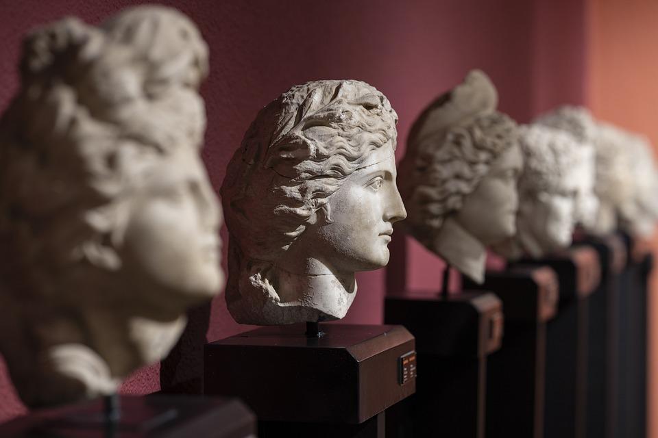Bust, Cap, Sculptura, Artă, Elen, Ambarcaţiune