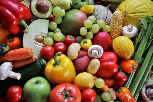 Fruit, Vegetables, Detox, Diet, Food