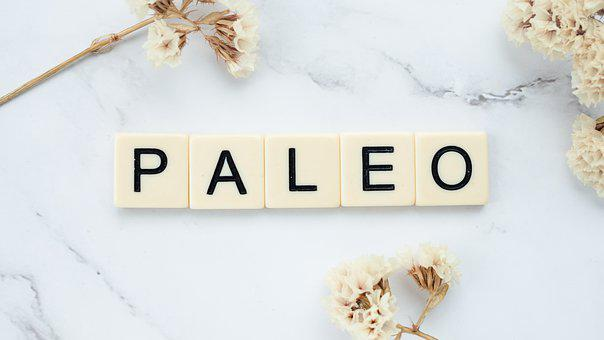 Paleo, Diet, Organic, Whole, Meal
