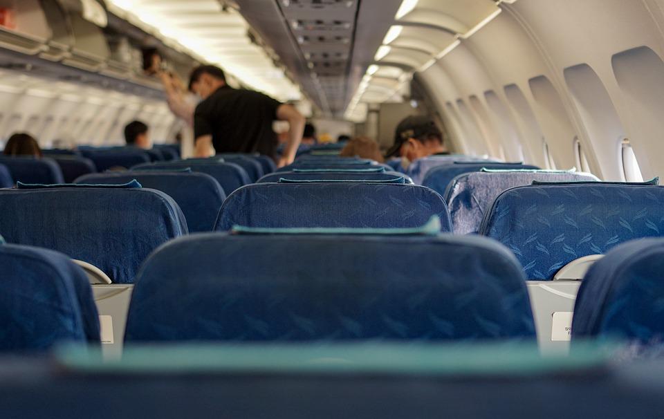 航空機キャビン、飛行機キャビン、飛行機、航空機