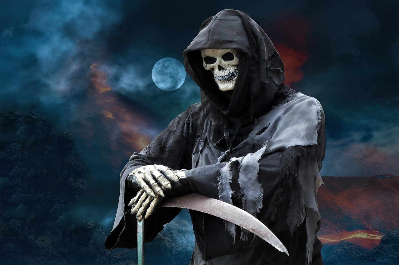 Grim Reaper Death Scary - Free image on Pixabay