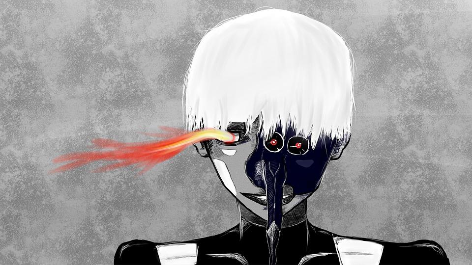Karakter Seni Anime Gambar Gratis Di Pixabay