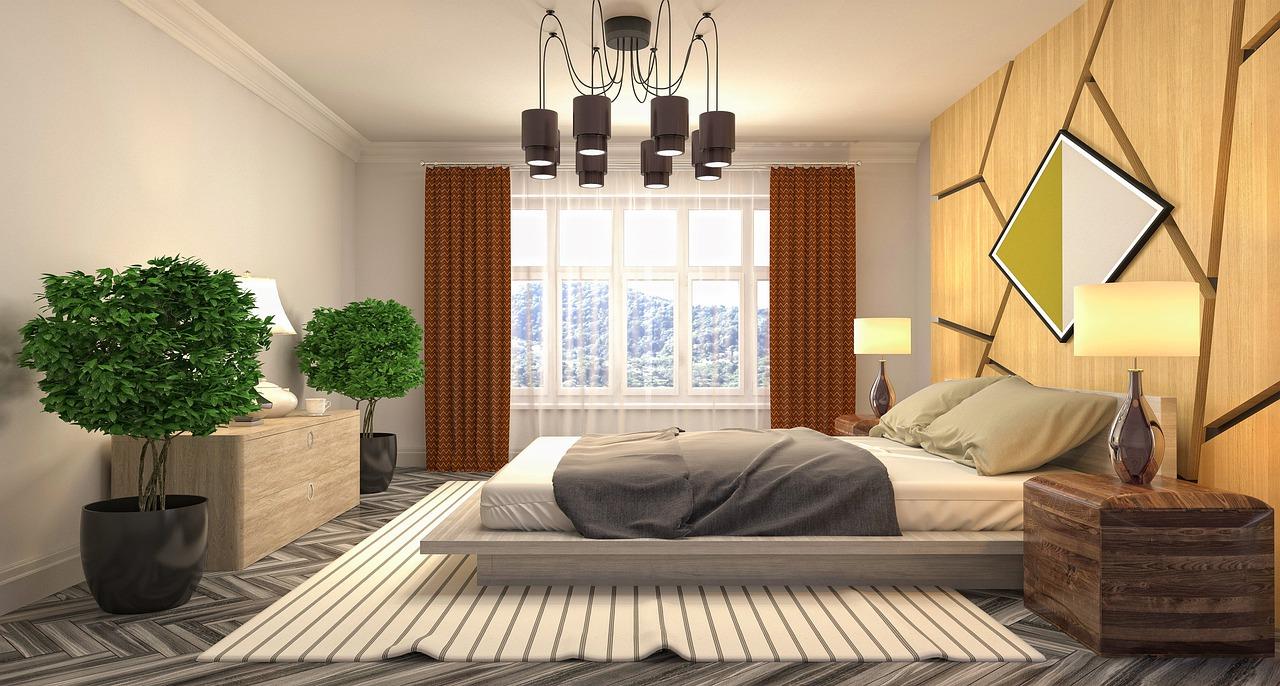 Picture of: Sovevaerelse Interior Design Gratis Billeder Pa Pixabay