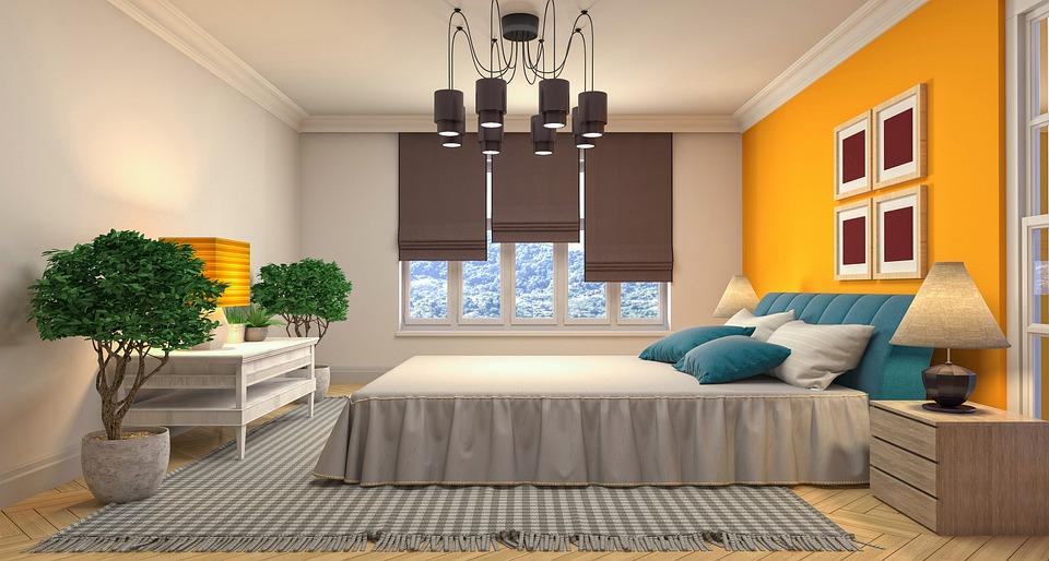 Bedroom Interior Design 3d Free Image On Pixabay