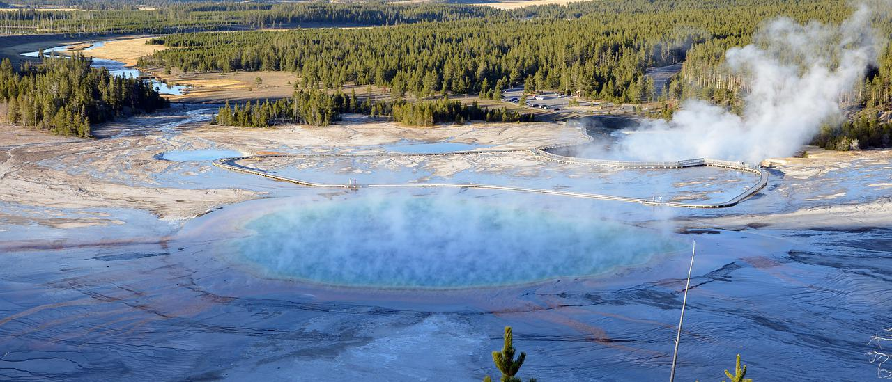 Yellowstone Caldera Hot - Free photo on Pixabay