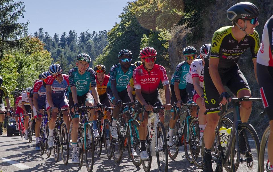 Tour De France, Cycling, Race, Racing, Sport, Bicycling