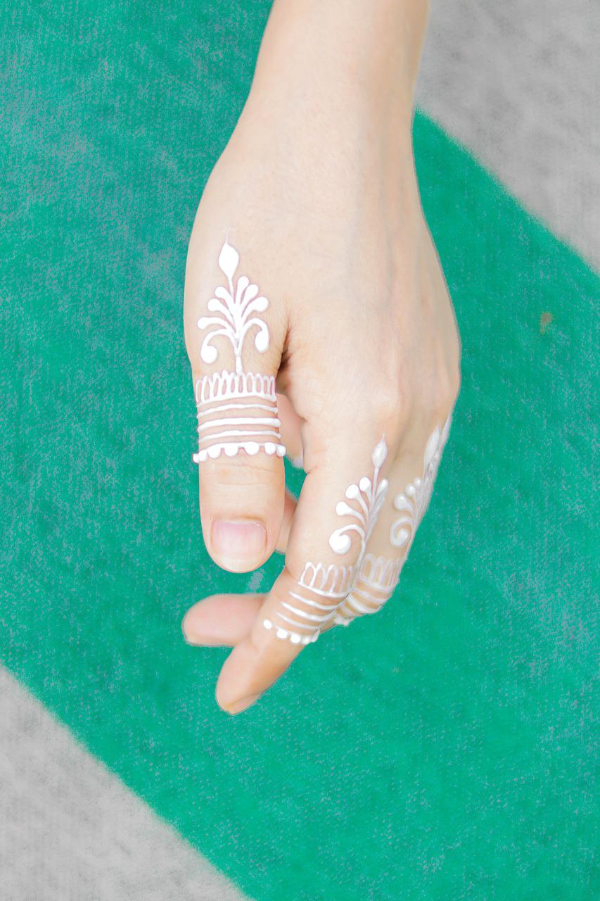 Mehndi Henna Body Art Free Photo On Pixabay