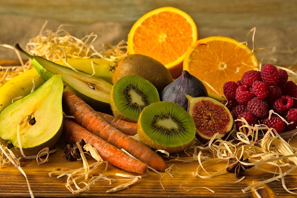 Frutta, Verdure, Alimentari, Fresco, Vitamine