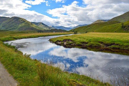 River, Stream, Channel, Estuary, Brook