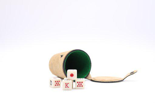 Dice, Poker, Cubes, Casino, Play, Game