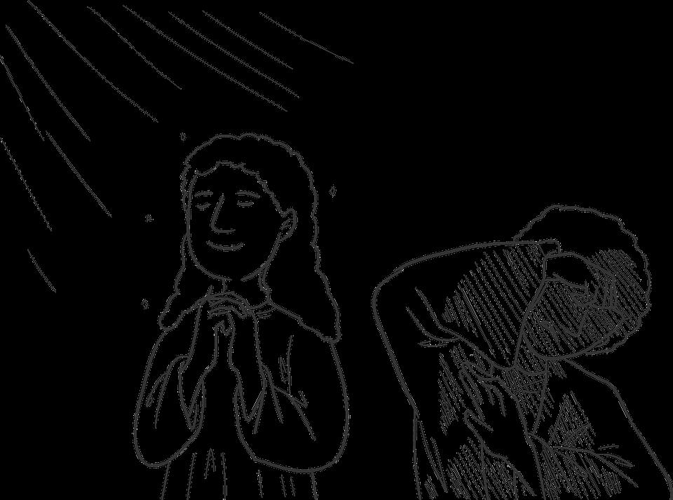 Bible Jesus Dieu Dessin Images Vectorielles Gratuites Sur Pixabay