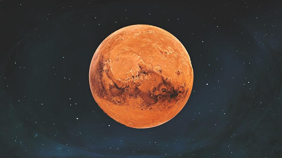 【火星】Twitter トレンド まとめ 話題ツイート!火星まとめ  夜空を観よう!