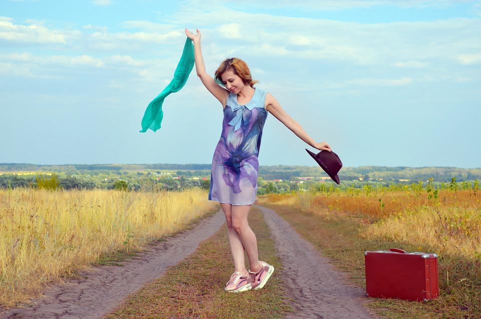 Femme Modele Fille De La Campagne Photo Gratuite Sur Pixabay