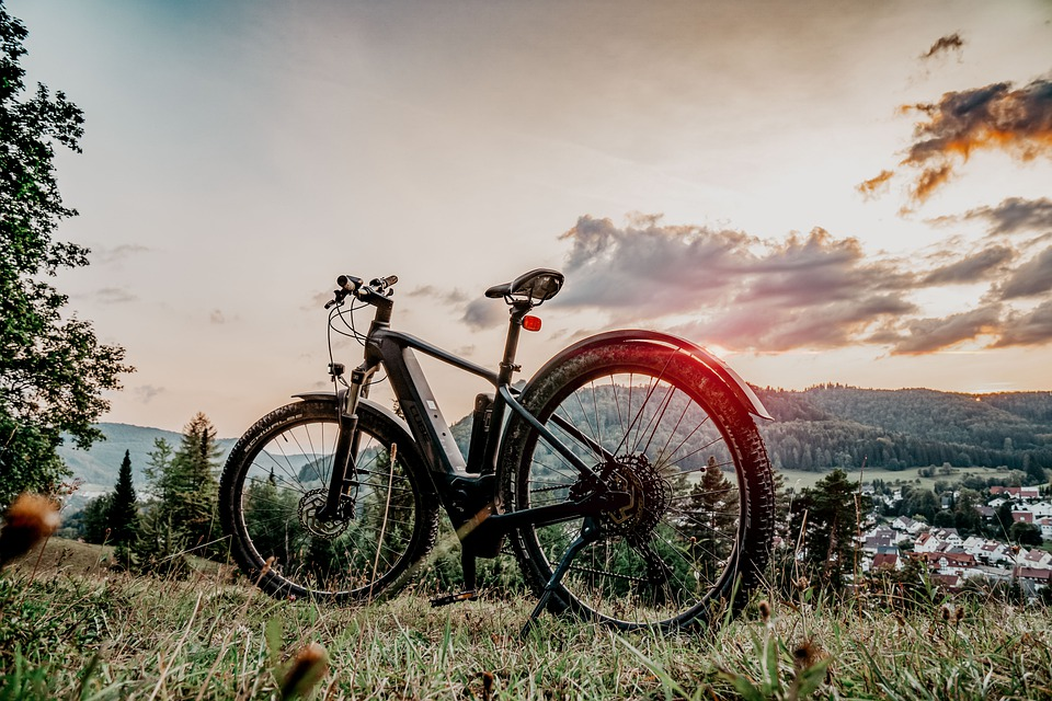 Mountain Bike, E Fiets, Fiets, Mtb, Gaan Fietsen