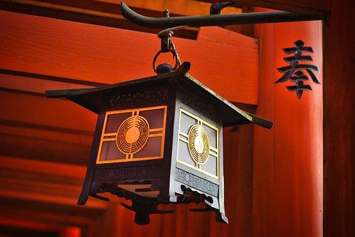 Linterna Japonesa, Shinto