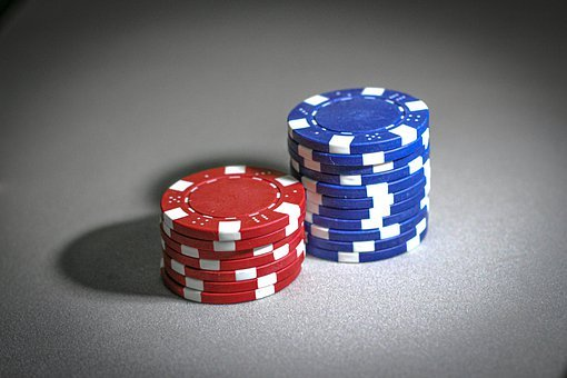 Poker, Poker Chips, Casino, Gambling