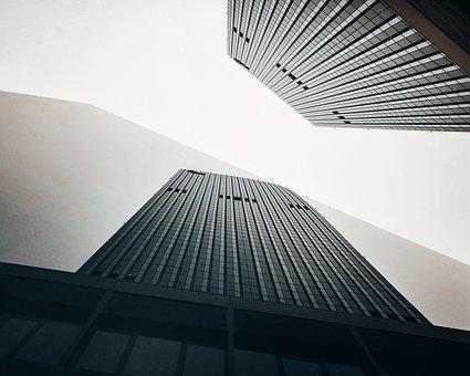 L'Architecture, Bâtiments, Gratte Ciels